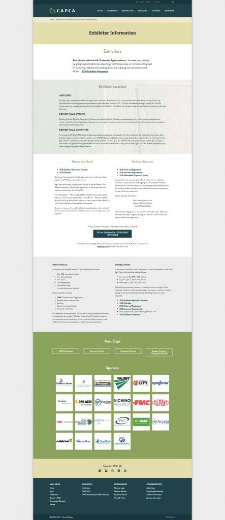 screencapture-capca-conference-exhibitor-information-1516213326691